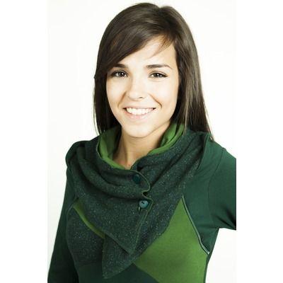 Vestido de lactancia Amber Verde