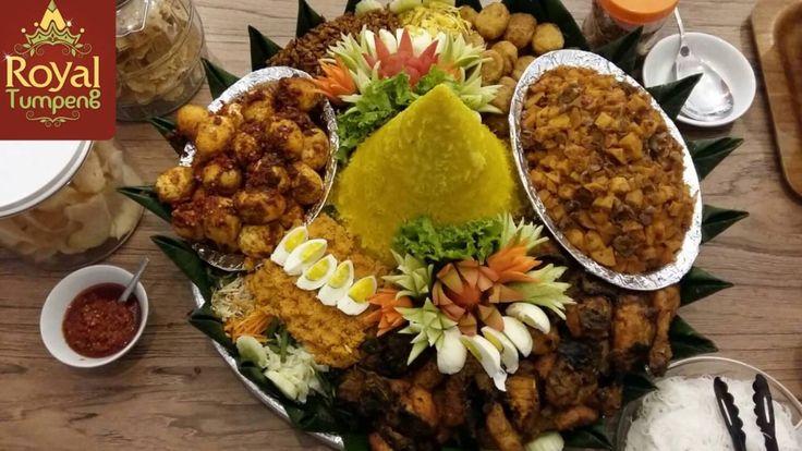 Pesanan Nasi Tumpeng Pak Wendi di BSD, Tangerang | 081287608239