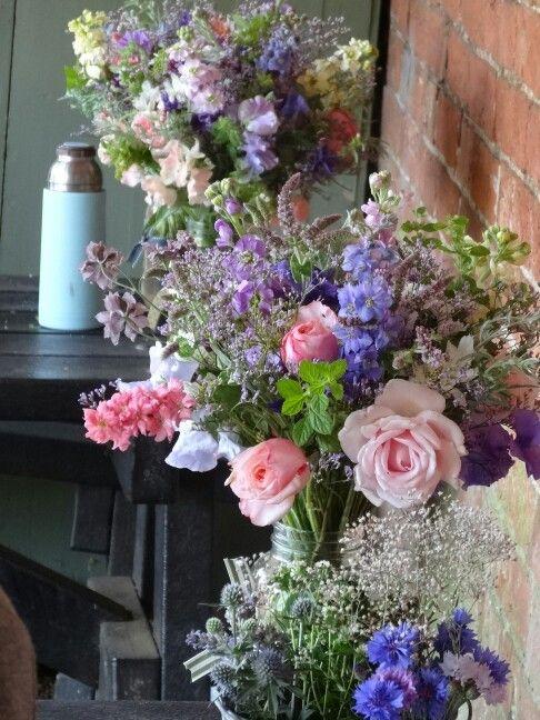 August Wedding Flowers By Catkin Www.catkinflowers.co.uk