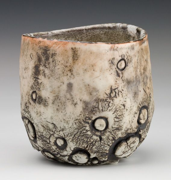 Cups – James Whiting Ceramics reminds me of the lunar surface. I love this idea for a cup