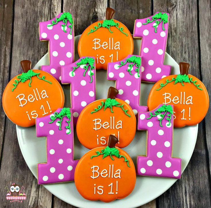17 Best Ideas About Fall 1st Birthdays On Pinterest