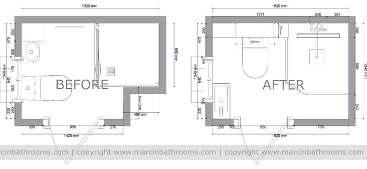11 best images about Bathroom Dimensions on Pinterest ...