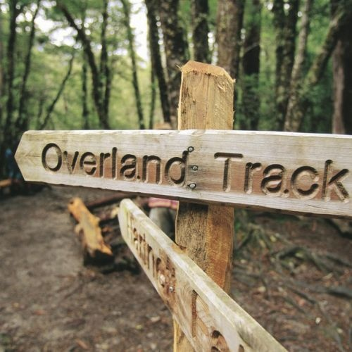 Tasmania's famous Overland Track is a 6 day trek from Cradle Mountain to Lake St Clair through some of the most amazing country on this earth.  www.cradlehuts.com.au