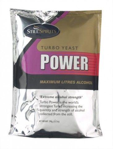 STILL SPIRITS TURBO POWER YEAST (390G)
