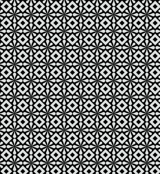 Mexican Patterns Black and White | Simple Free Abstract Black And White PatternVector Patterns |