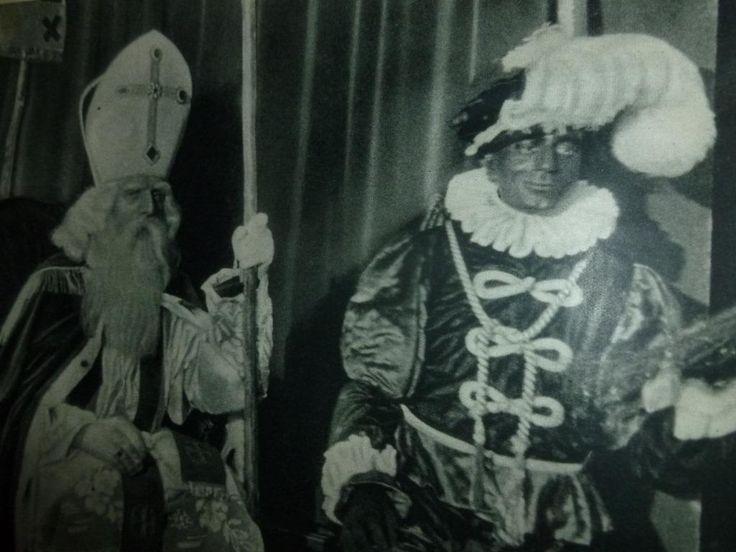 Krantenfoto uit 1937.