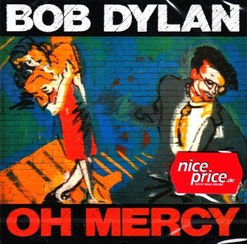 Řadové album album zpěváka Bob Dylan - Oh Mercy na cd
