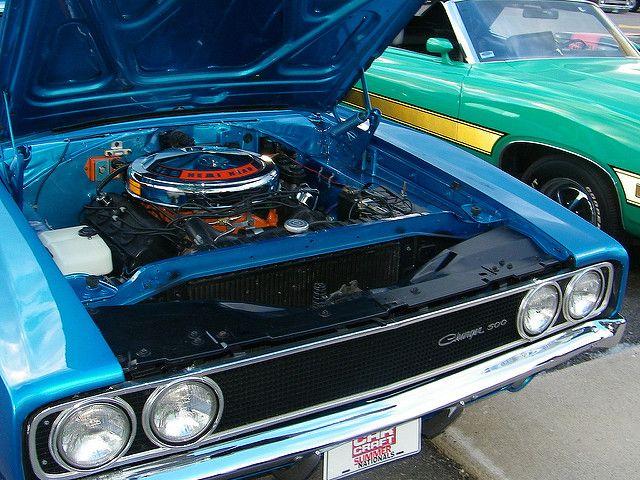 1969 Dodge Charger 500   coconv   Flickr