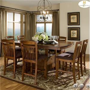 Homelegance Marcel Counter Height Table Set