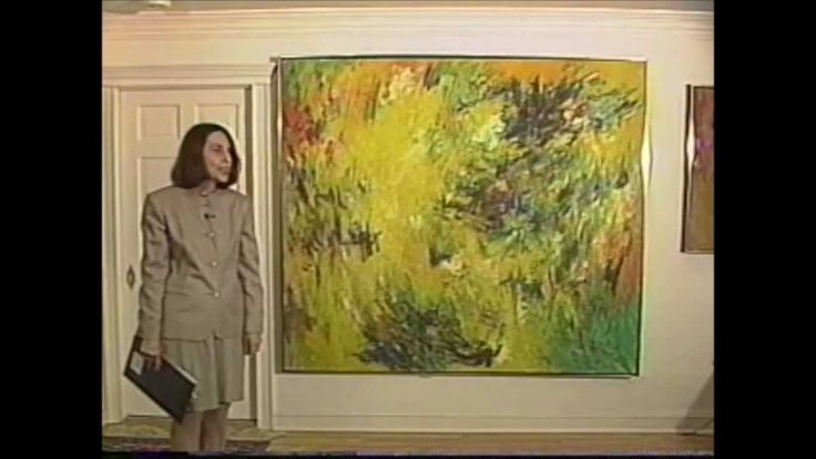 Albert Kotin-Abstract Expressionism-New York School 1950s action paintin...
