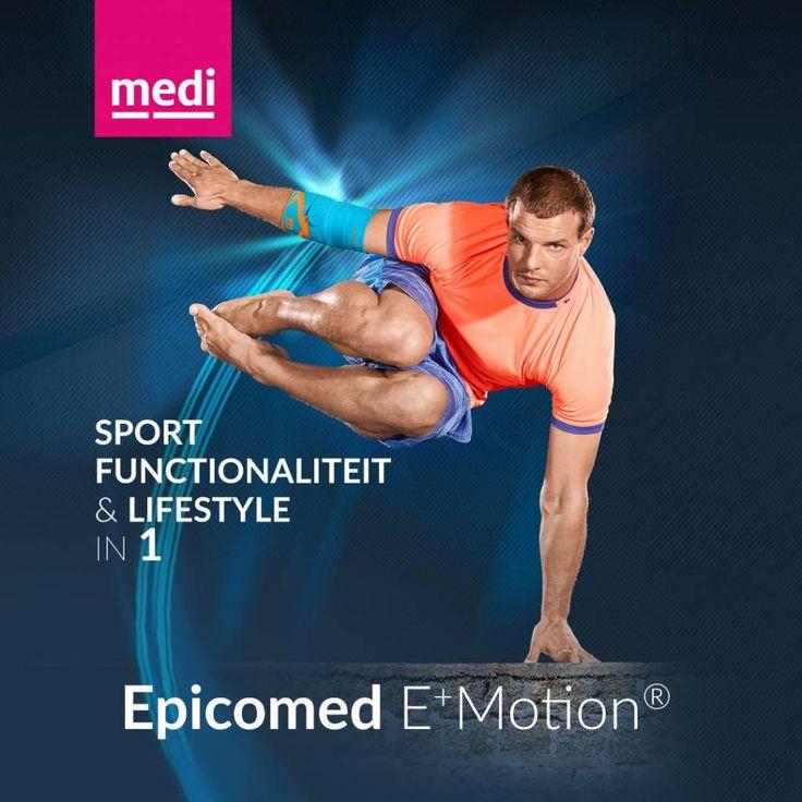 Epicomed E+Motion elleboogbandage online kopen bij Disporta - Disporta Eerstelijn B.V.