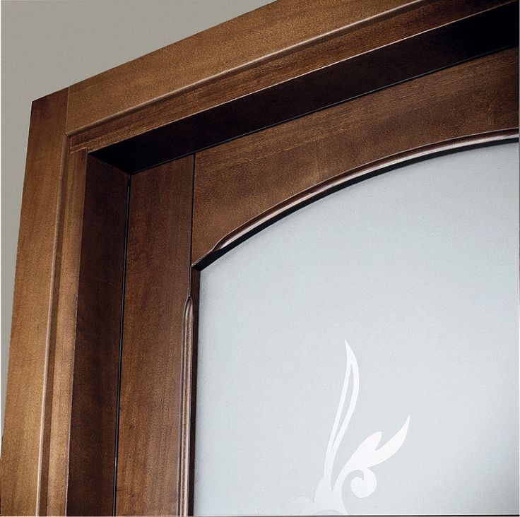 FBP porte | Collezione EVA Telaio esterno #fbp #porte #legno #door #wood #classic