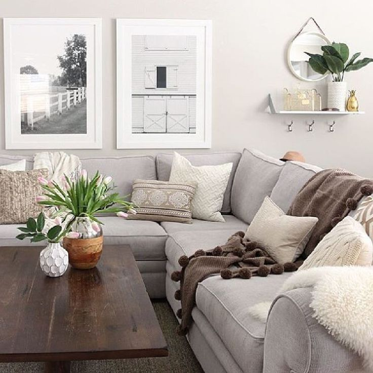 """30k Likes, 603 Comments - HomeGoods (@homegoods) on Instagram: """"Earth tones create a space that feels warm and serene (📷: Pinterest Contributor; @diyplaybook)…"""""""