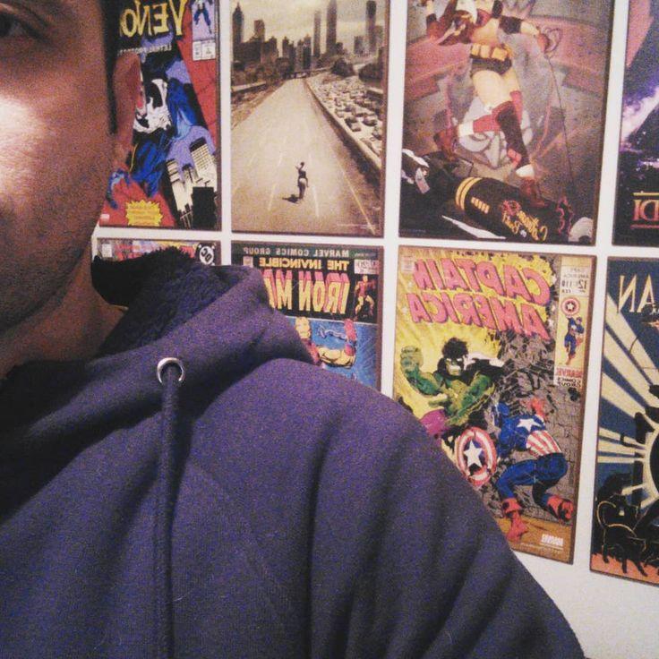 La Barra TV Room Geek  #Youtube #siguemeytesigodevuelta #follow4follow #geek #superman #venom #harleyquinn #twd #comics #movies #marvel