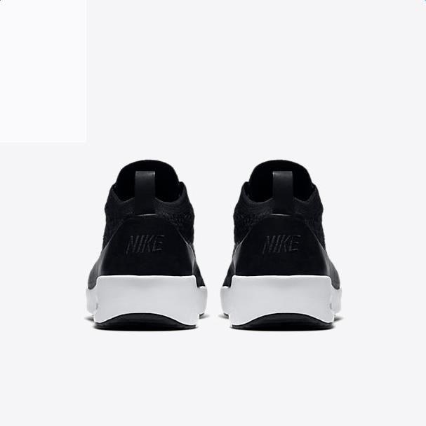 b13baef9c1c Chaussure Nike Air Max Thea Pas Cher Femme et Homme Ultra Flyknit Pncl Noir  Blanc Noir