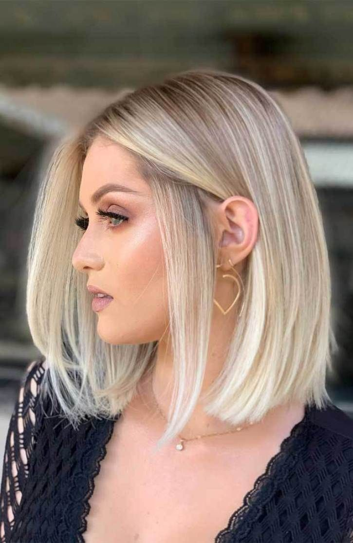 Bob Hairstyles Medium Bob Haircut Bob Haircut 2019 Short Bob