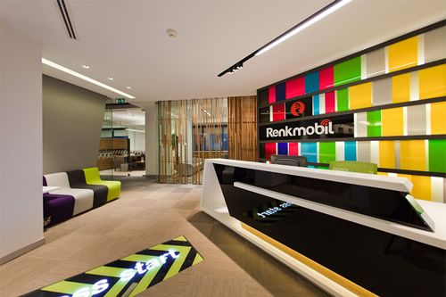Renkmobil software inc office design repinned by spark for Office interior design software