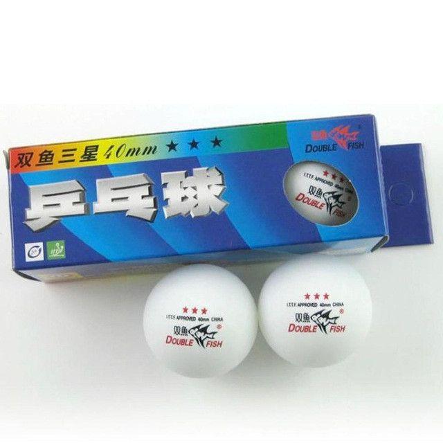 40mm White Table Tennis Balls