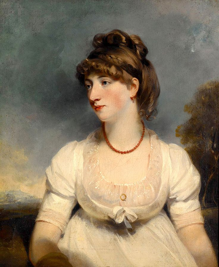 "hoppner john prt of miss fisher (from <a href=""http://www.oldpainters.org/picture.php?/27500/category/12021""></a>)"