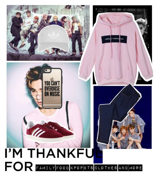 """""""I'm thankful for..kpop😋😂 