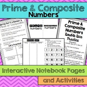 prime and composite numbers test pdf