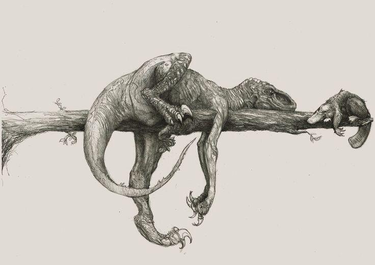 25+ best Dinosaur Tattoos ideas - 38.3KB