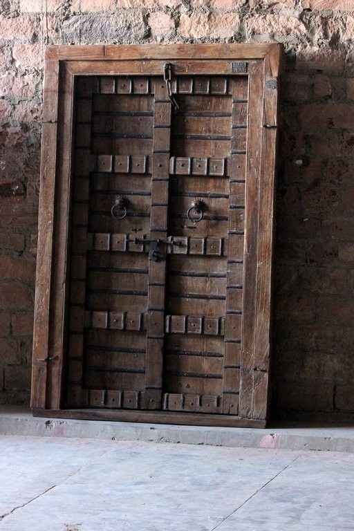 Damal Unique Reclaimed 'Fortress Door'