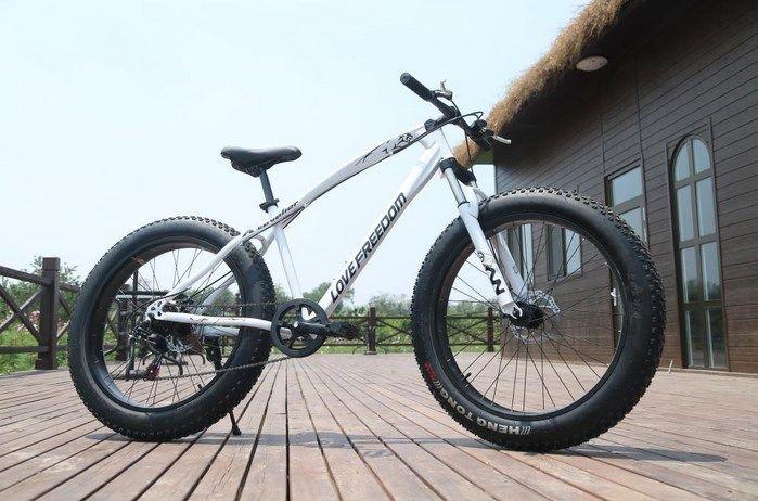 Фэтбайк Love Freedom это вседорожный велосипед