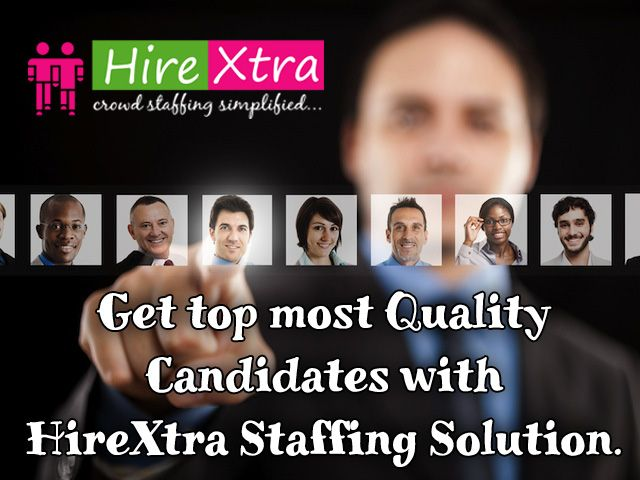 HireXtra.com provides EXTRA exclusive features such as 2 types of screening for background verification both for the vendor and for HireXtra where we map out and find any security clearances and background checks and even social media checks.To ensure that the candidates we provide are at the top most quality using our AI check tools.  Contact : 040-30021290 / 7981893916