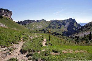 Itinéraire randonnée à la Grande Sure par le Col d'Hurtières - Massif de la Chartreuse - Randonnée Montagne Isère Alpes
