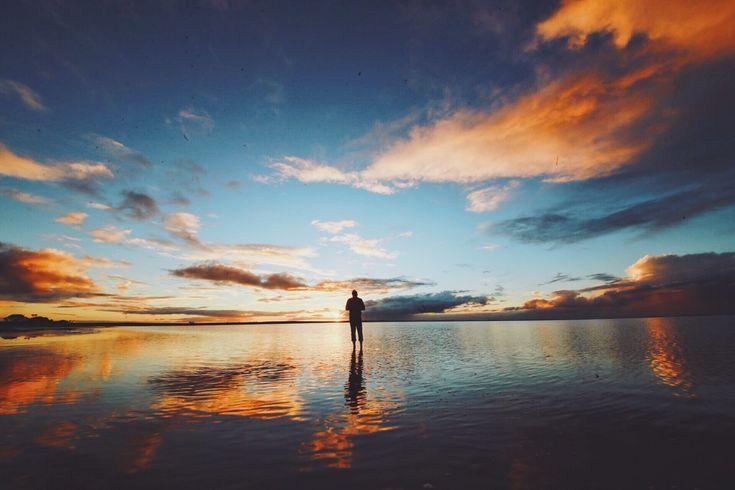 Lake Tyrrell - Sea Lake, Victoria, Australia