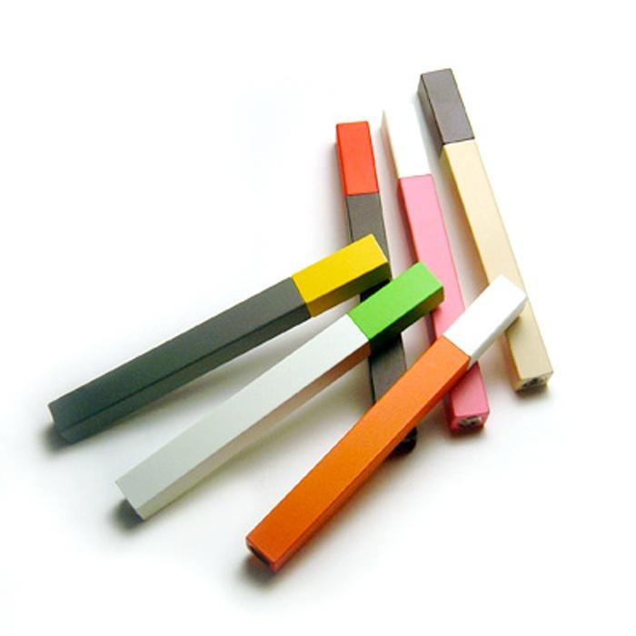 Lighters. So great for candles.: Color Sticks, Gift, 2 Tones Skinny, Pearls Sticks, Lighter Productdesign, Sticks Lighter, Tsubota Pearls, Skinny Sticks, Elegant Lighter