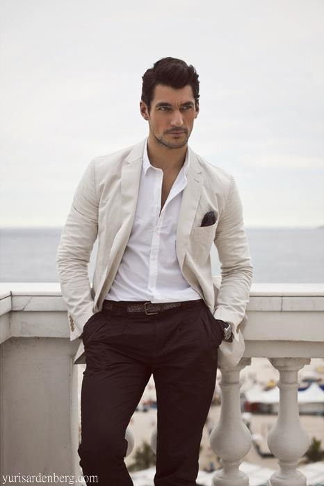 Stylish Men: David Gandy for D