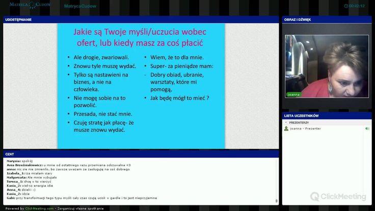 Obfitość i pieniądze- Dwupunkt- zapis webinaru