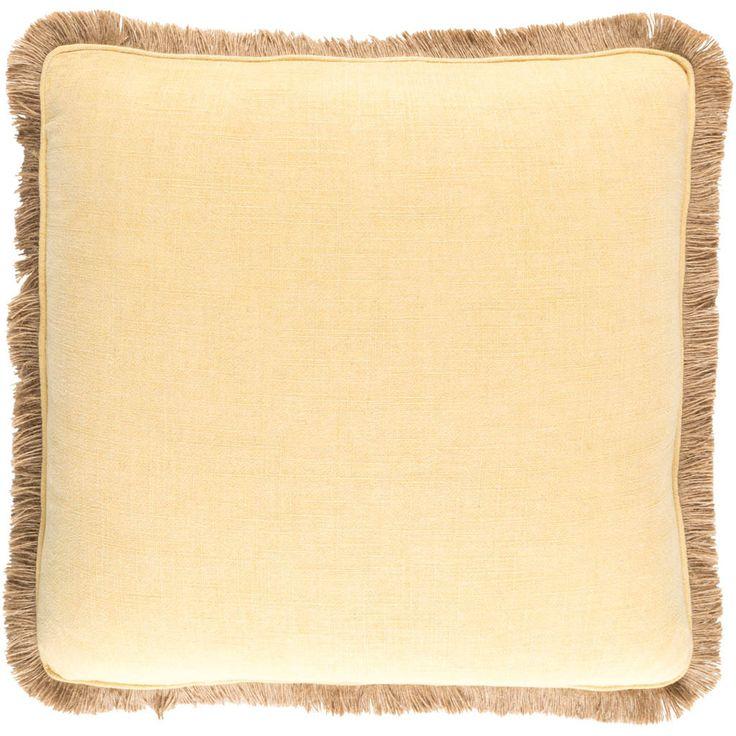Ellery Gold/Beige Pillow