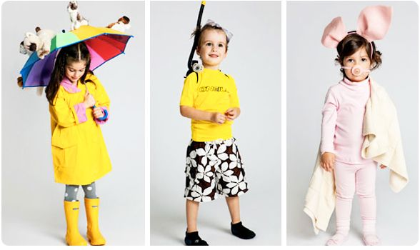Thrifty Frights: DIY Halloween Costumes for Kids