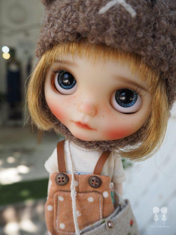 OOAK benutzerdefinierte Blythe Puppe für von LittleDollsRoom