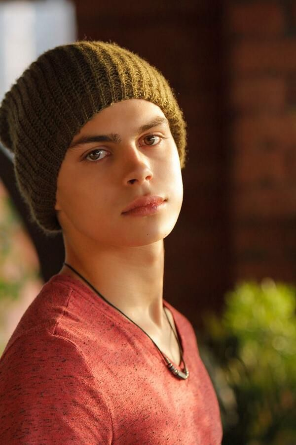 Jake T. Austin - Jesus Foster... Can't believe this is the same little brother from Wizard Of Waverly Place!! He has grown up a lot!! (: