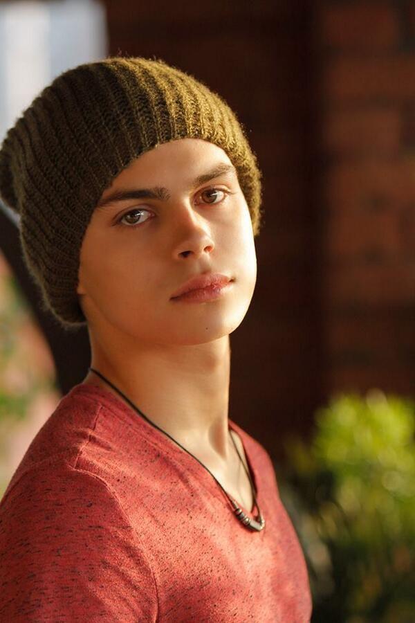 Jake T. Austin - Jesus Foster