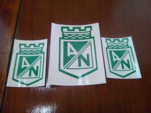 Stickers de Escudo del Atletico Nacional