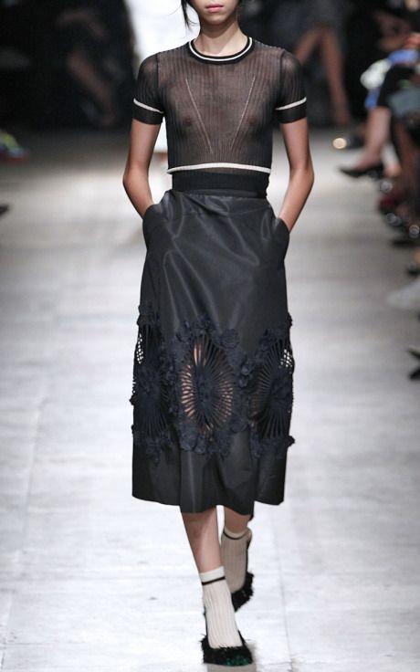 Rochas Trunkshow Look 27 on Moda Operandi