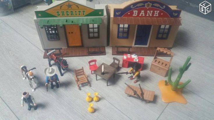 playmobil 4398 cowboy