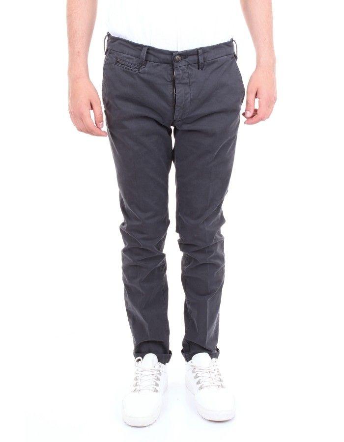 40 weft men's grey pants