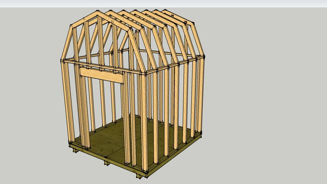 1000 images about free shed plans on pinterest for Barn style storage building plans
