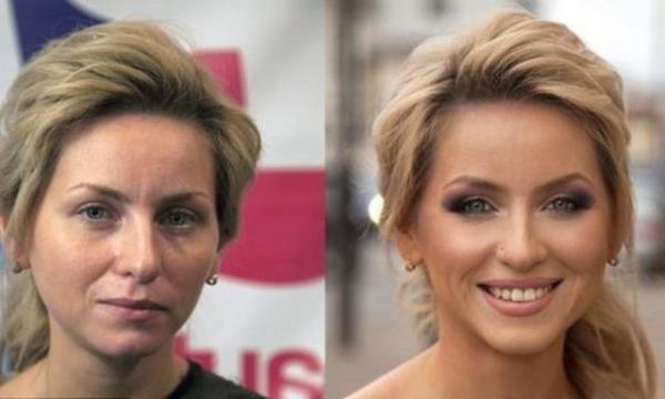 20 Unbelievable Makeup Transformations