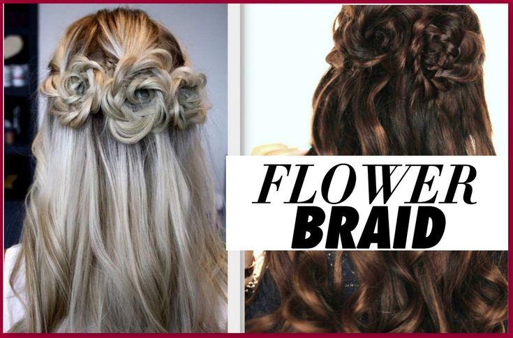 Beautiful hairstyle tutorial #langehaare #dirndl #oktoberfestfrisuren #selbermachen #mittel