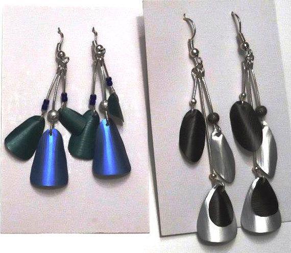 nespresso cups earrings