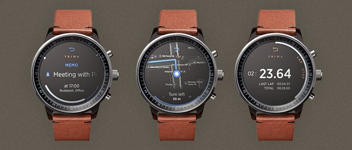 The Watch of Tomorrow by Gabor Balogh-sleekest smart watch concept & design!
