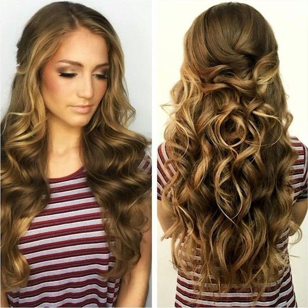 Christmas Party Hairstyles | POPSUGAR Beauty UK