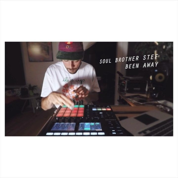 """141 Likes, 8 Comments - Soul Brother Stef (@soulbrotherstef) on Instagram: """"DAY 6... Major shouts to @zachkaskas on bringin' over the heat (Impressions record) for me to chop…"""""""